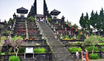 besakih mothe rtemple of Bali